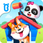 Baby Panda' s House Cleaning MOD Apk